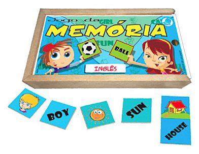 Memória Inglês