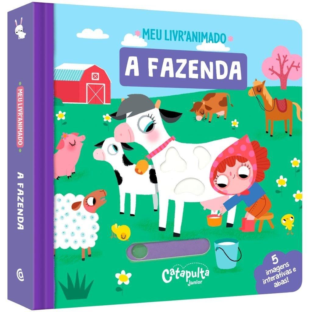 Meu Livro Animado: A Fazenda