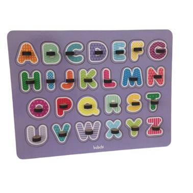 Meu Primeiro Quebra-Cabeça - Alfabeto
