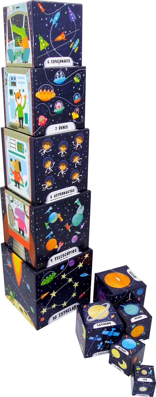 Minha Torre Divertida: Foguete