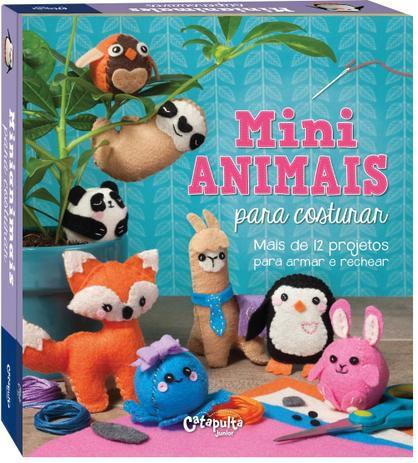 Mini-animais para Costurar
