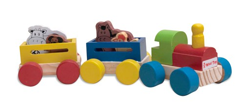 Mini Trem Fazendinha