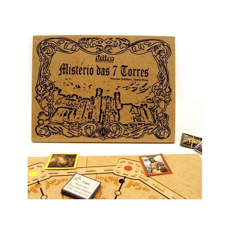 Mistérios das 7 Torres