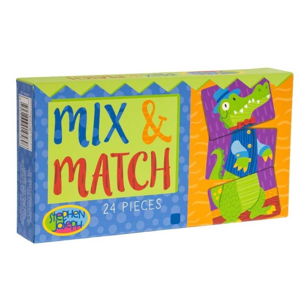 Mix & Match Boy 24 Peças
