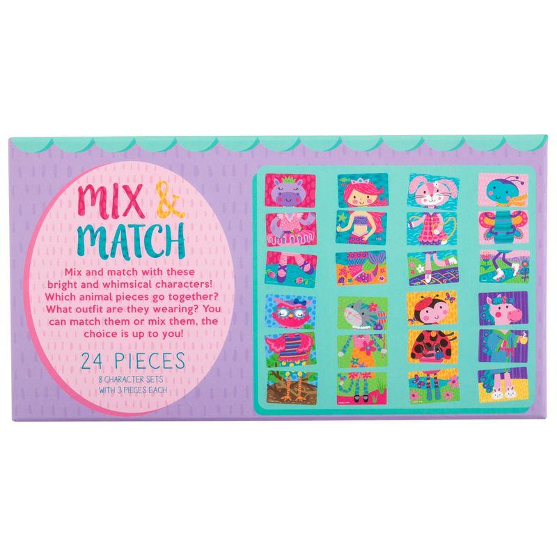 Mix & Match Girl 24 Peças
