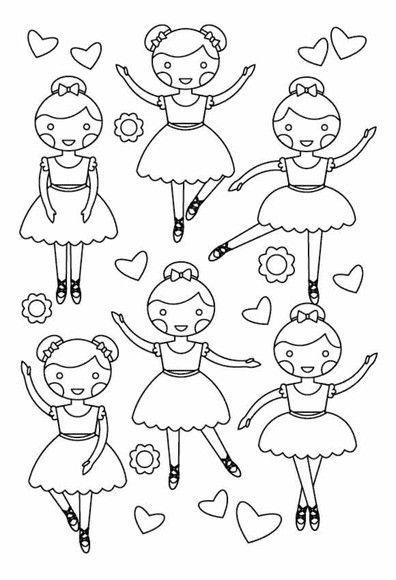 Mochilinha Bailarina