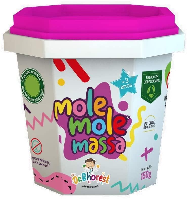 Mole Mole Massinha Pink