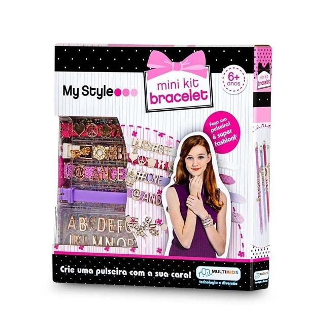 My Style - Mini Kit Pulseiras com Letras