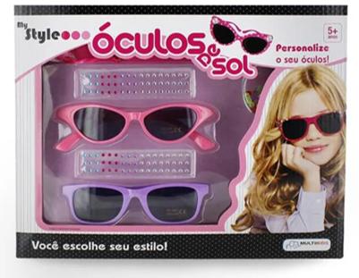 My Style Oculos de Sol