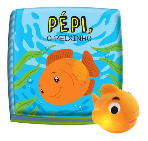Na Hora do Banho: Pepi, o Peixinho