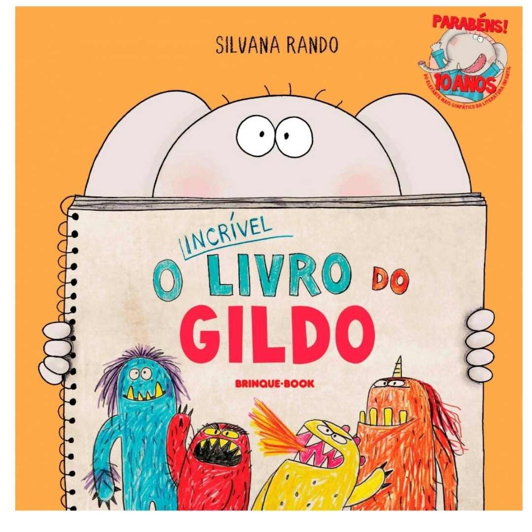 O Incrível Livro do Gildo