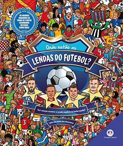 Onde estão as Lendas do Futebol?