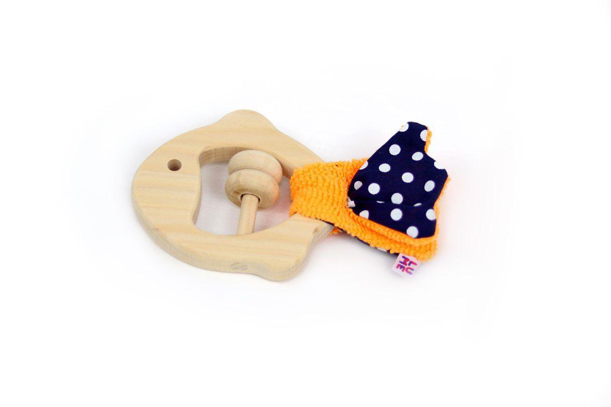 Peixe - Brinquedo sensorial