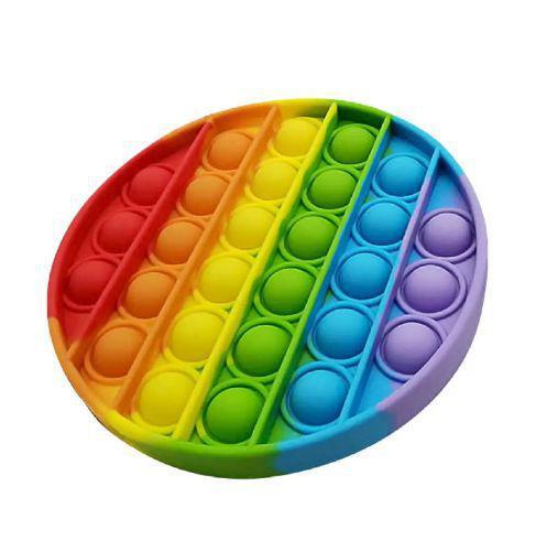 Pop-It Fun Círculo Arco-íris