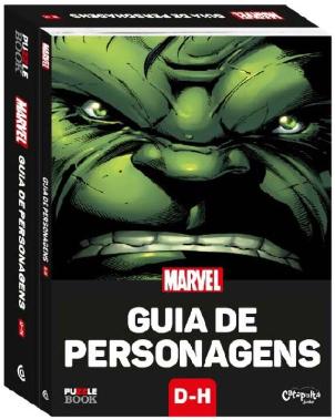 Puzzle Book Marvel: Guia de Personagens D-H
