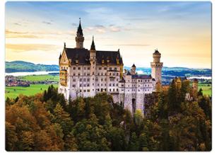 Quebra-Cabeça Castelo de Neuschwanstein 1000 peças