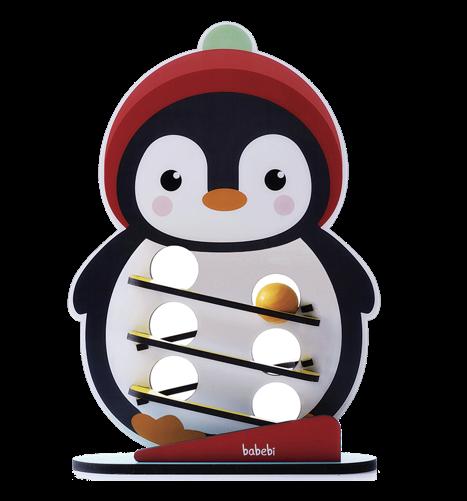Rolando Bolinha com o Pinguim