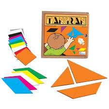 Tangram 70 peças