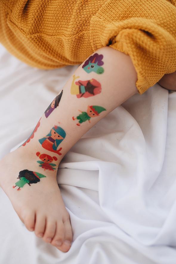 Tattoo Temporária Magia
