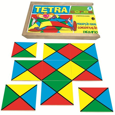 Tetracores