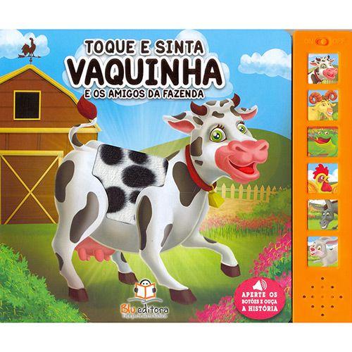 Toque e Sinta - Vaquinha e os Amigos da Fazenda