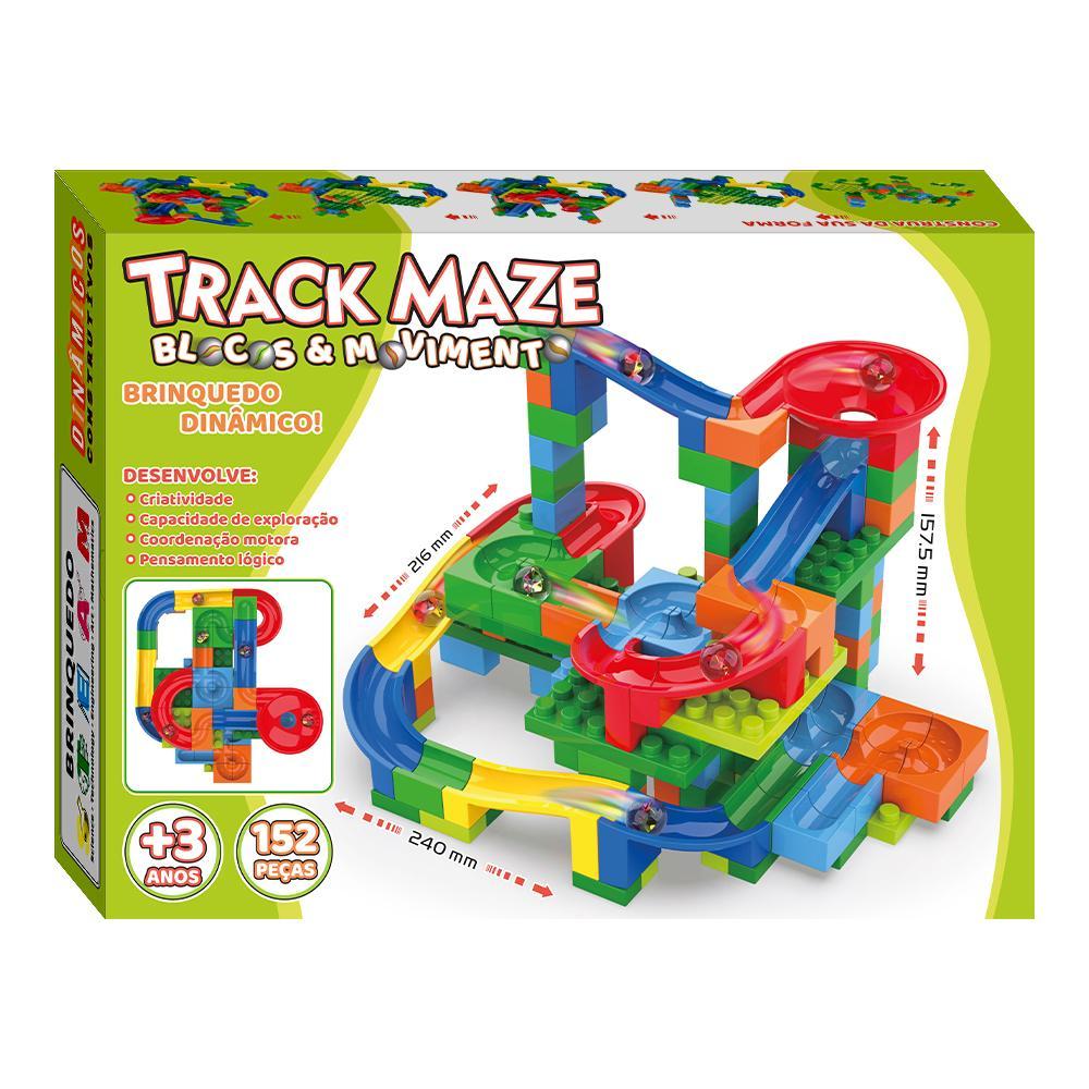 Track Maze 152 pecas