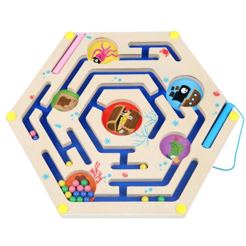Treasure Hunt - Labirinto magnético