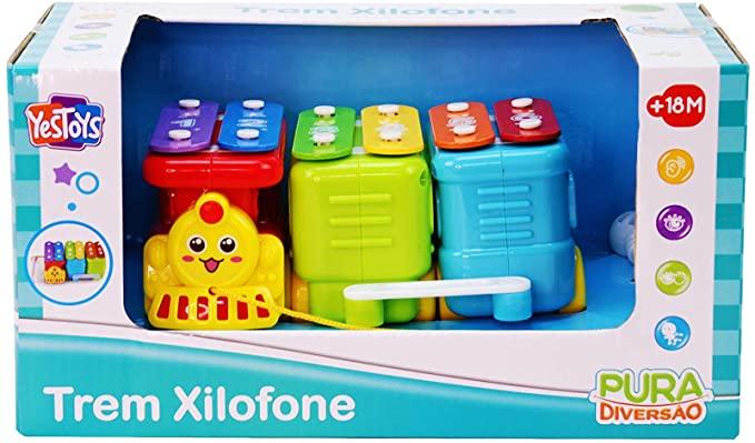 Trem Xilofone