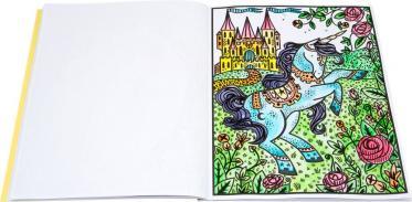 Unicórnios: Livro Mágico Para Colorir
