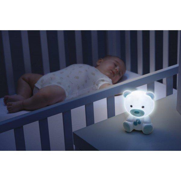 Ursinho Bons Sonhos Azul
