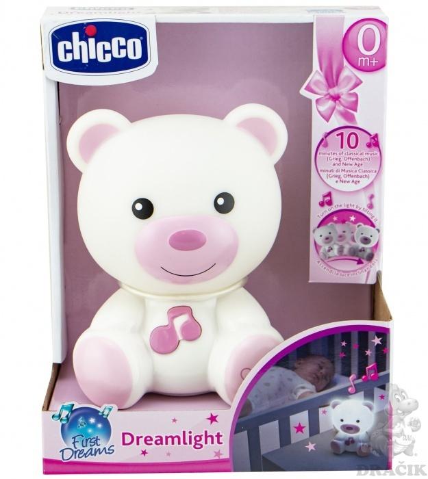 Ursinho Bons Sonhos Rosa