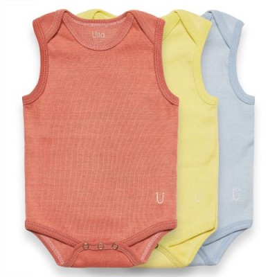 KIT BODY BÁSICO REGATA SUNSET 3 PÇS