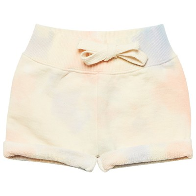 SHORTS MOLETOM TIE DYE COLOR