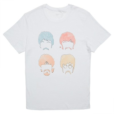 CAMISETA PAI BEATLES