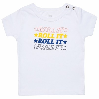CAMISETA ROLL IT