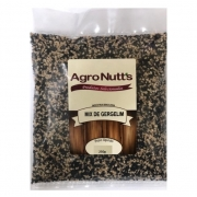 GERGELIM TOSTADO MIX AGRO NUTTS - 250G