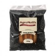 GERGELIM TOSTADO PRETO AGRO NUTTS - 250G