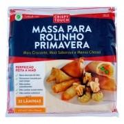 MASSA PARA ROLINHO PRIMAVERA HARUMAKI CRISPY TOUCH 32 LÂMINAS (FOLHAS) 440G