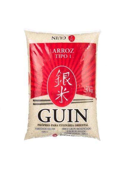 ARROZ JAPONÊS GUIN GRÃO LONGO - 5KG
