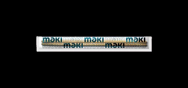 HASHI DE BAMBU WARIBASHI MAKI- 100 PARES