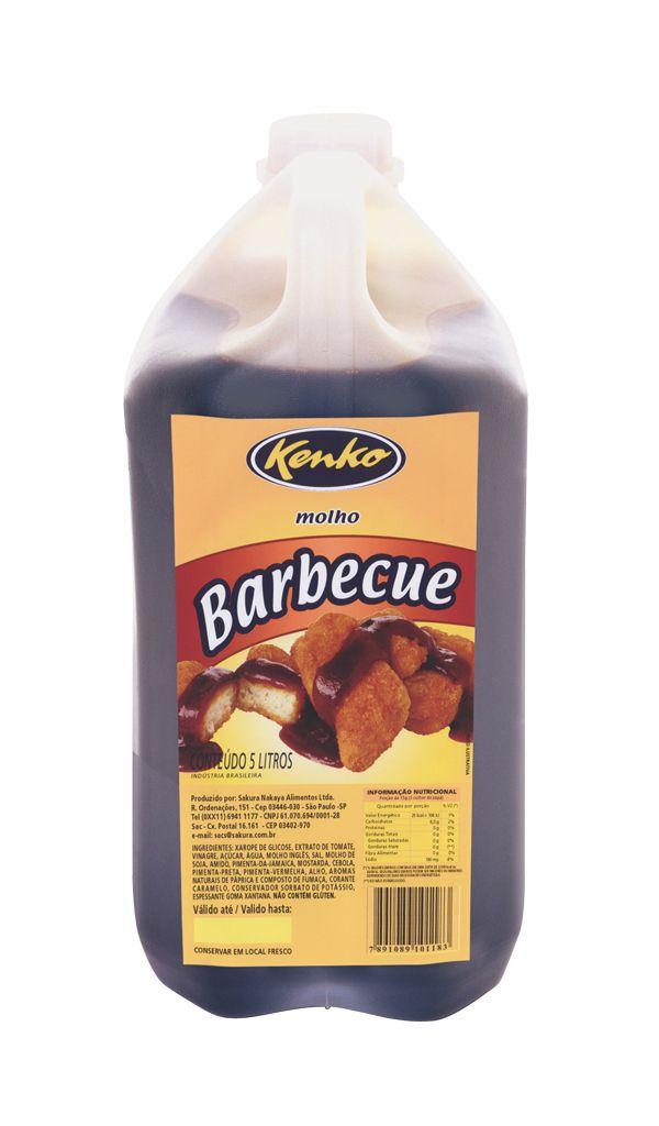 MOLHO BARBECUE - 5L