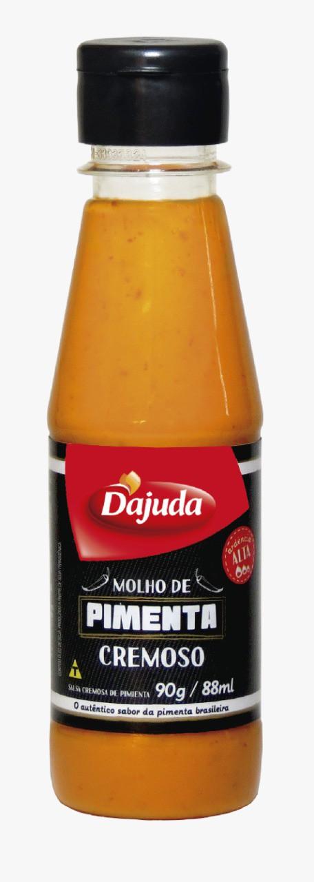 MOLHO DE PIMENTA CREMOSO D'AJUDA 90 G