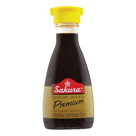 MOLHO SHOYU SAKURA PREMIUM 150 ml