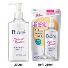 Bioré Make up Remover Pure Skin Cleaser