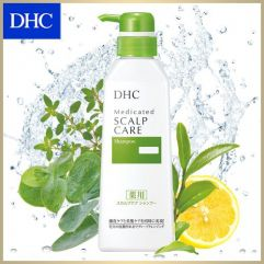 DHC Scalp Care Shampoo 550ml