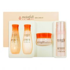 Etude House Moistfull Collagen Skincare Mini Kit