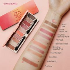Etude House Peach Farm Play Colors Eye 10g