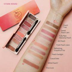 Etude House Peach Farm Play Colors Eye 10g
