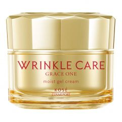 Kosé Grace One Wrinkle Care Moist Gel Cream 100g