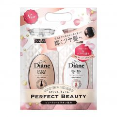 Moist Diâne Extra Shine - Kit Shampoo & Treatment 450ml (cada)